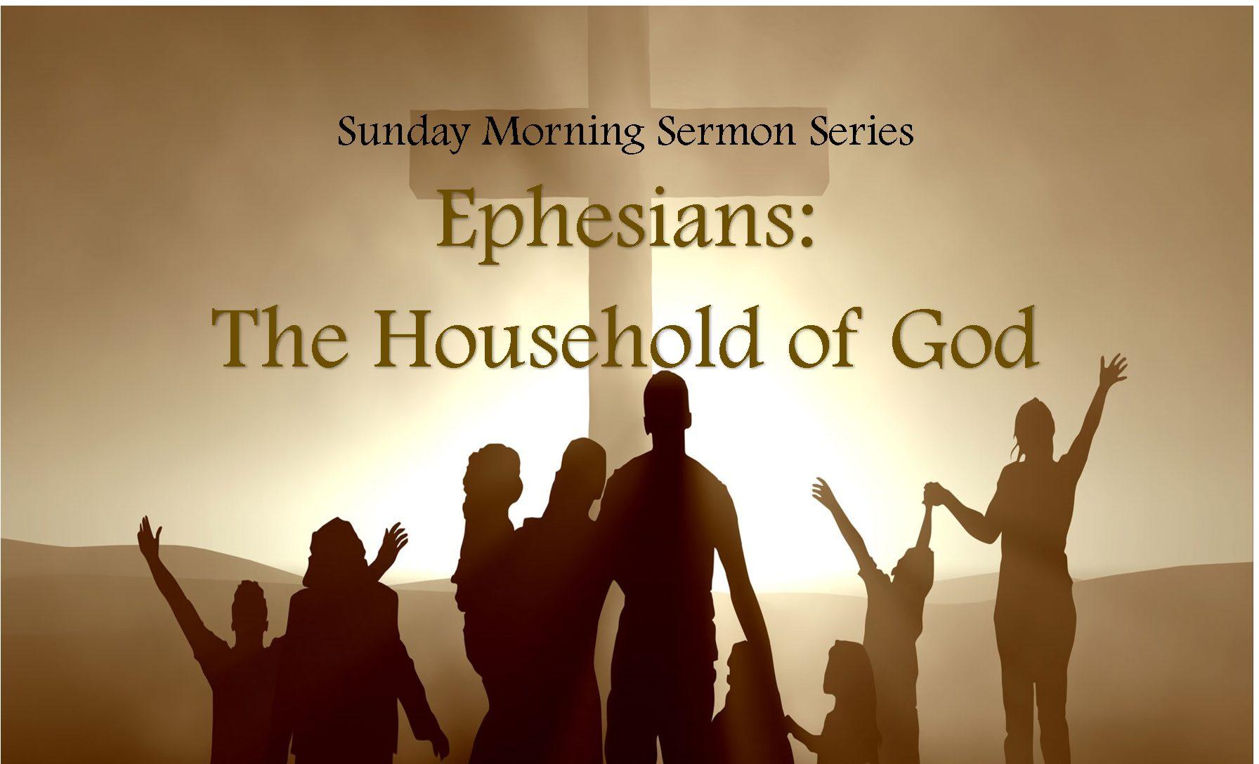 The Household of God: The Right Stuff for Gospel Ministry
