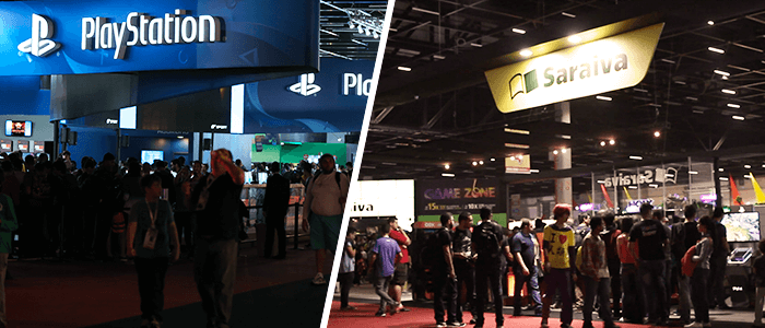 Os participantes da ação também poderão usufruir da Experiência  Playstation, que garante passe livre em algumas estações como jogos de  realidade virtual, ...