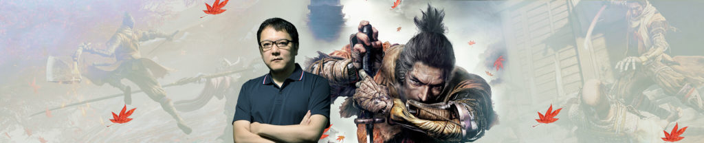 """BGS: Miyazaki - Diretor de """"Sekiro: Shadows Die Twice"""" e John Romero - game-designer de """"Doom"""" se juntam a lista de confirmados da edição 2019"""