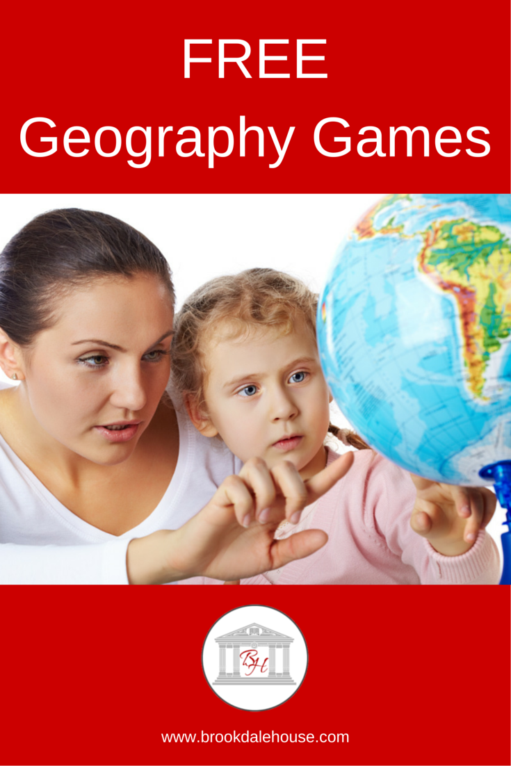 Geography Games - Free geography games