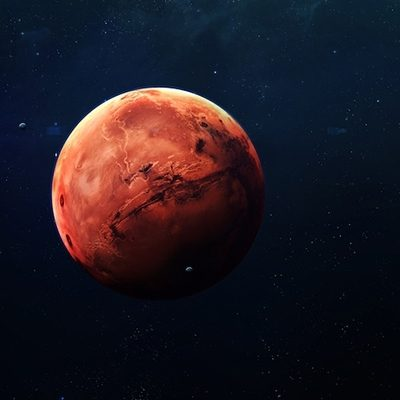 Journey to the Red Planet