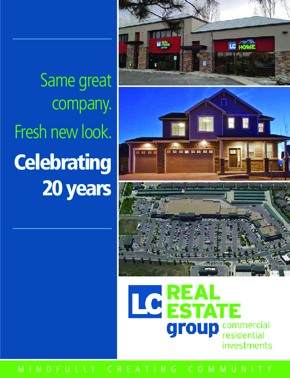 LC Real Estate Group - Celebrating 20 years - 2016