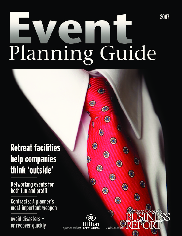 Event Planning Guide – 2007