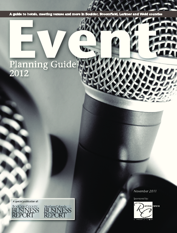 Event Planning Guide – 2012