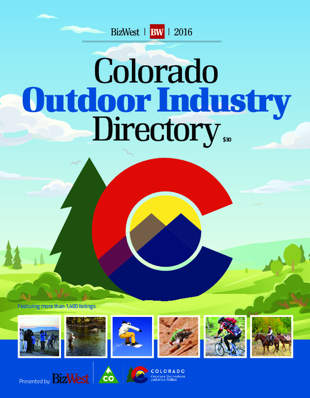 Colorado Outdoor Industry Directory – 2016