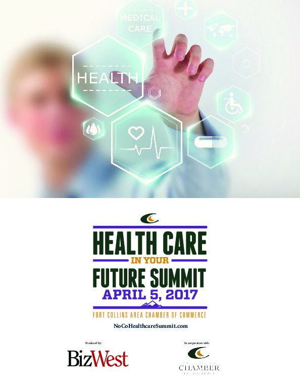 2017 Fort Collins Chamber of Commerce presents Health Care in Your Future