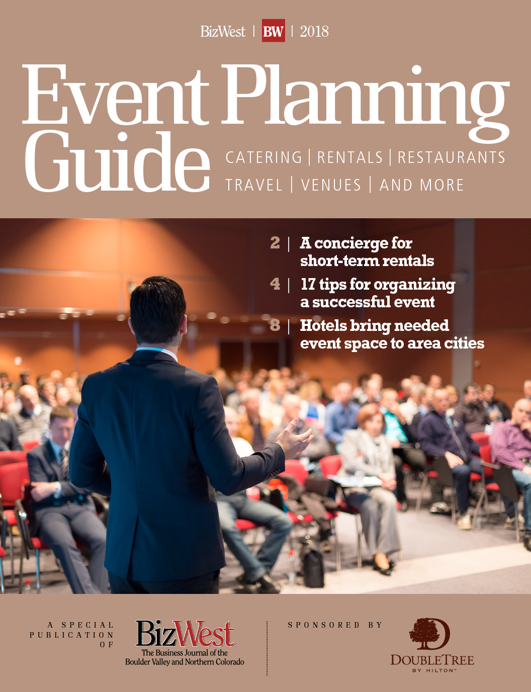2018 Event Planning Guide