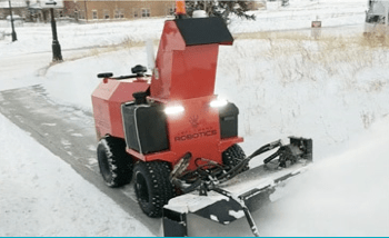 Left Hand Robotics SnowBot