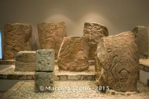 Monte Alban Museum - Oaxaca - Mexico 532
