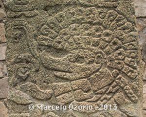 Monte Alban Museum - Oaxaca - Mexico 542b