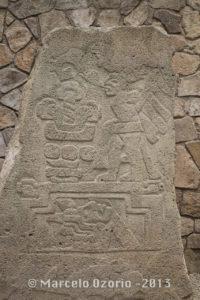 Monte Alban Museum - Oaxaca - Mexico 544