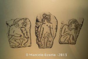 Monte Alban Museum - Oaxaca - Mexico 555