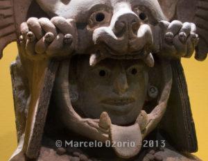 Monte Alban Museum - Oaxaca - Mexico 519b