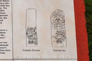 details of stele-9-monte-alban