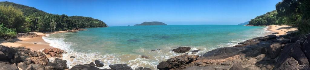 ubatuba brazilian tropical beaches 1 1024x231 - Cool Down at Ubatuba Tropical Beaches - Brazil