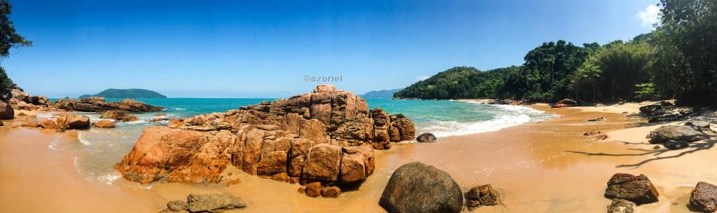 ubatuba brazilian tropical beaches 12 1024x304 - Cool Down at Ubatuba Tropical Beaches - Brazil