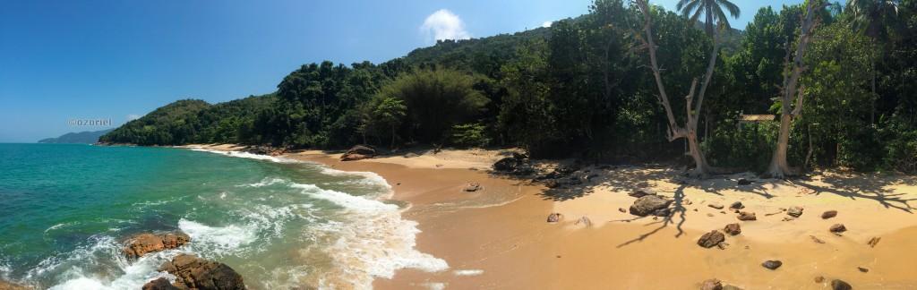 ubatuba brazilian tropical beaches 14 1024x324 - Cool Down at Ubatuba Tropical Beaches - Brazil