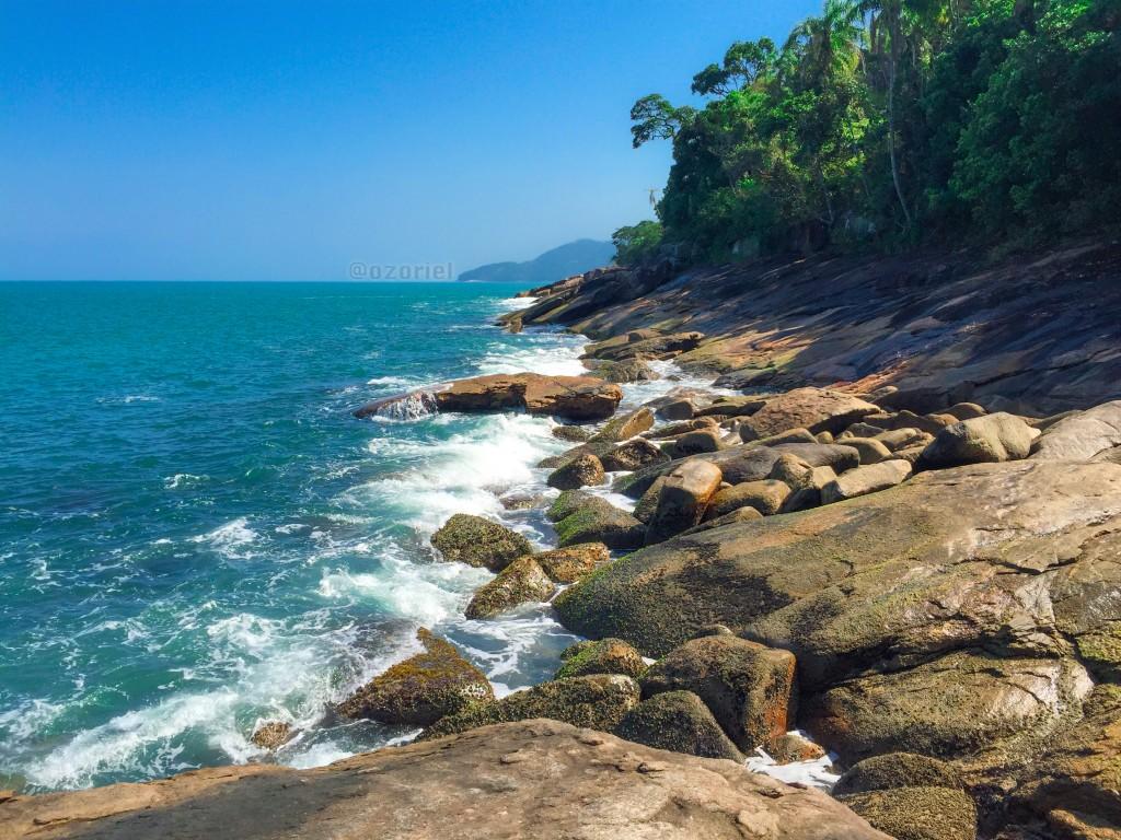 ubatuba brazilian tropical beaches 3 1024x768 - Esfrie a Cabeça nas Praias Tropicais de Ubatuba - Brasil