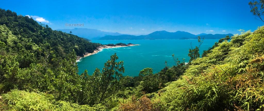 ubatuba brazilian tropical beaches 8 1024x431 - Esfrie a Cabeça nas Praias Tropicais de Ubatuba - Brasil