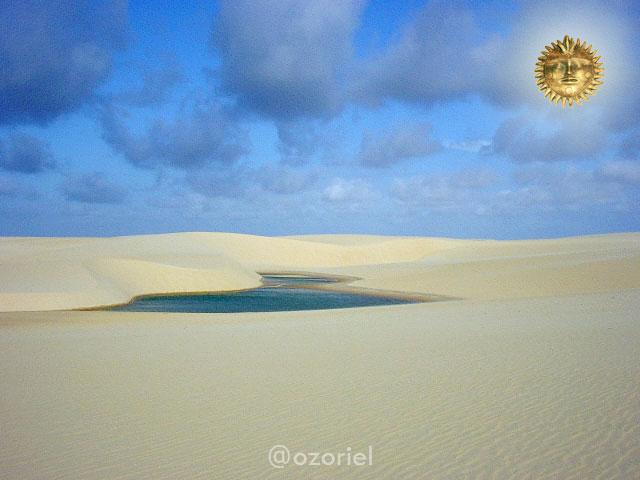 lencois maranhenses maranhao brazil 28 - Lencois Maranhenses, Brazilian Deserts