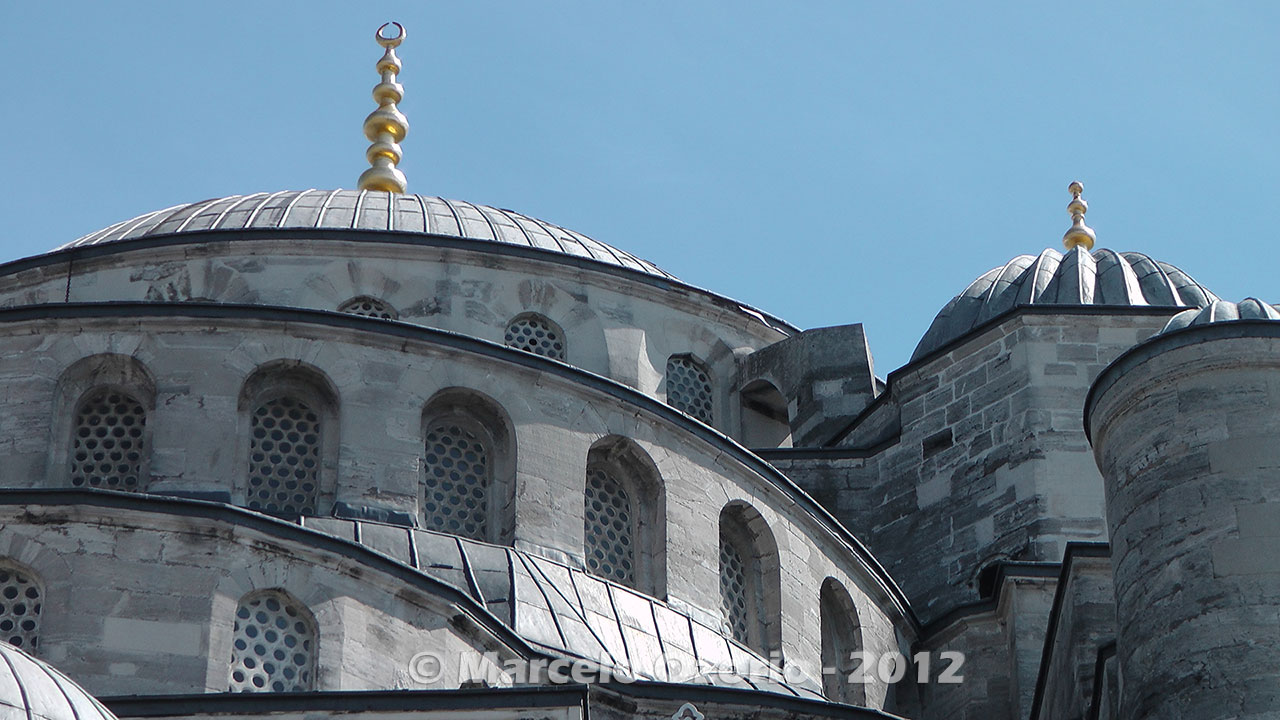 historical blue mosque istambul turkey 7 - Sinta o Mundo dos Sultões na Mesquita Azul - Istambul - Turquia