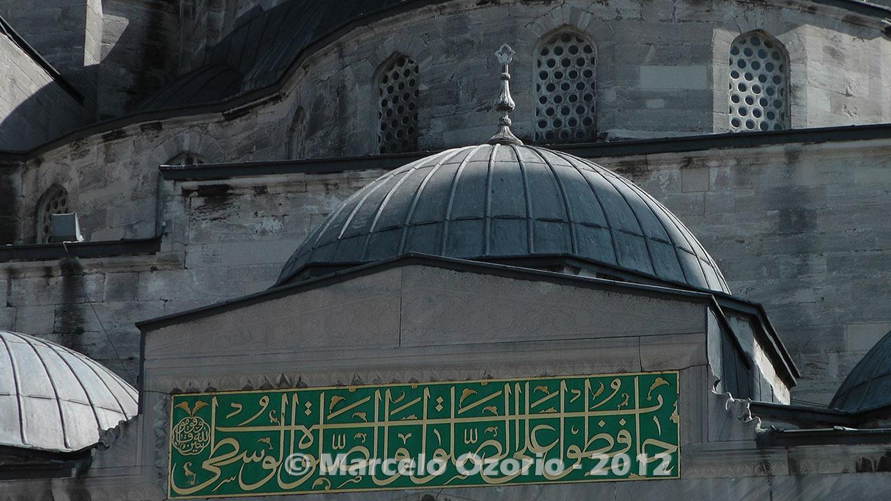 historical blue mosque istambul turkey 13 - Sinta o Mundo dos Sultões na Mesquita Azul - Istambul - Turquia