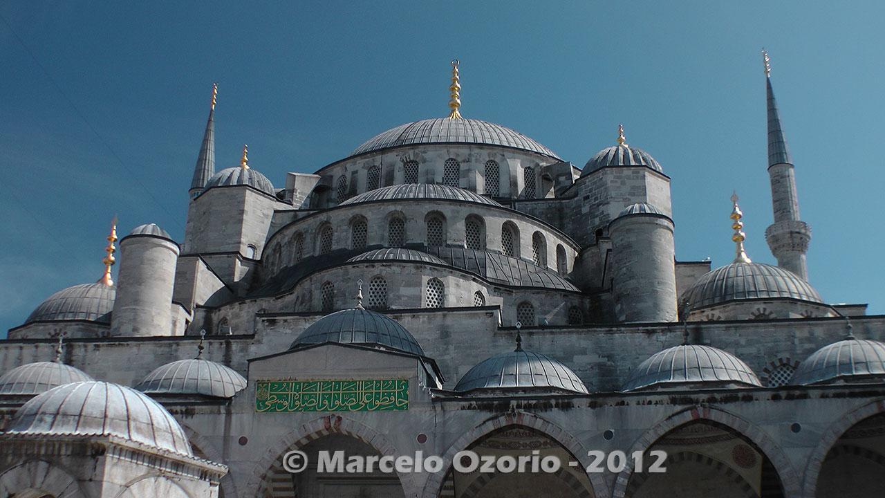 historical blue mosque istambul turkey 18 - Sinta o Mundo dos Sultões na Mesquita Azul - Istambul - Turquia