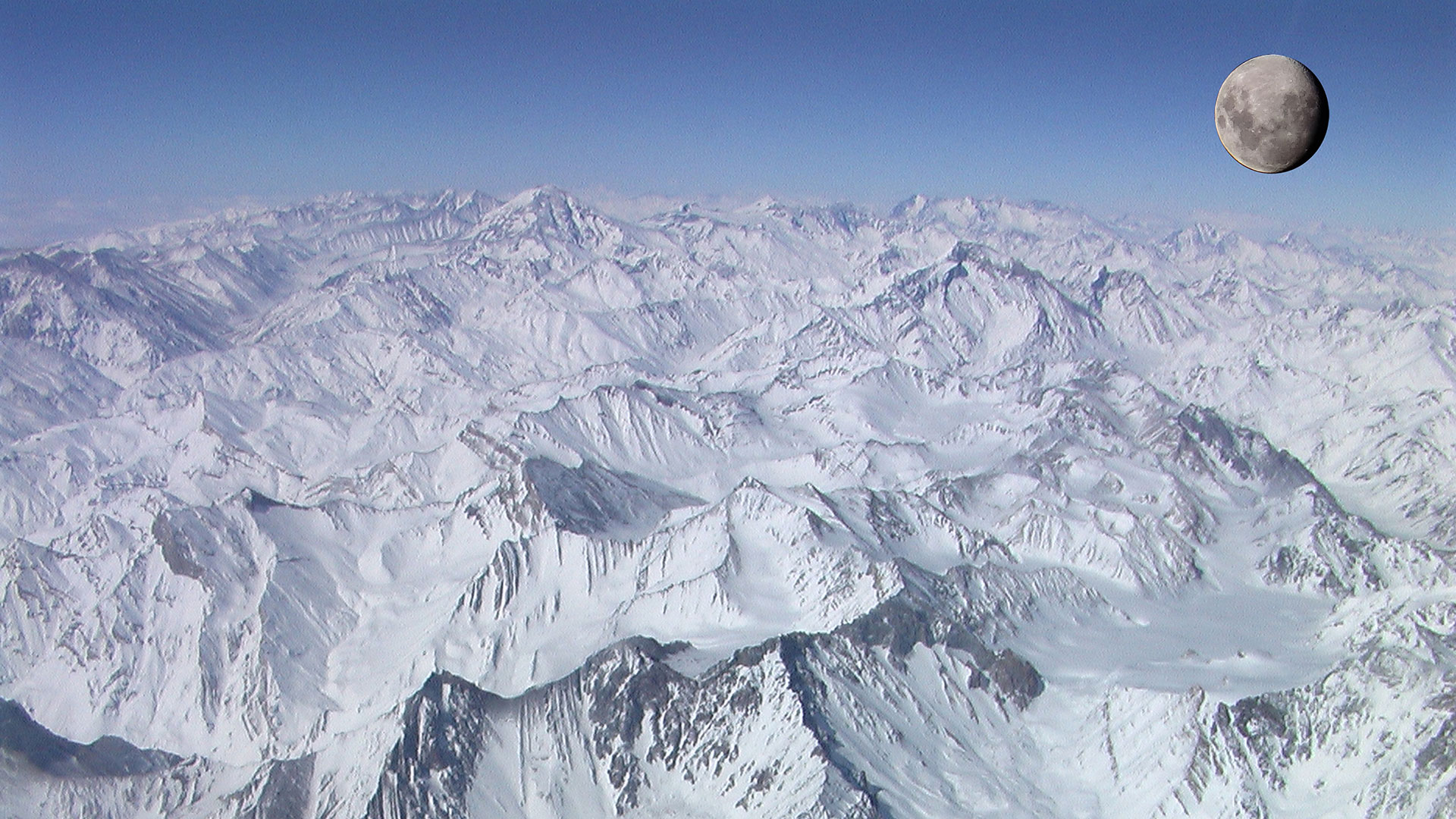 Andes Mountains - South America