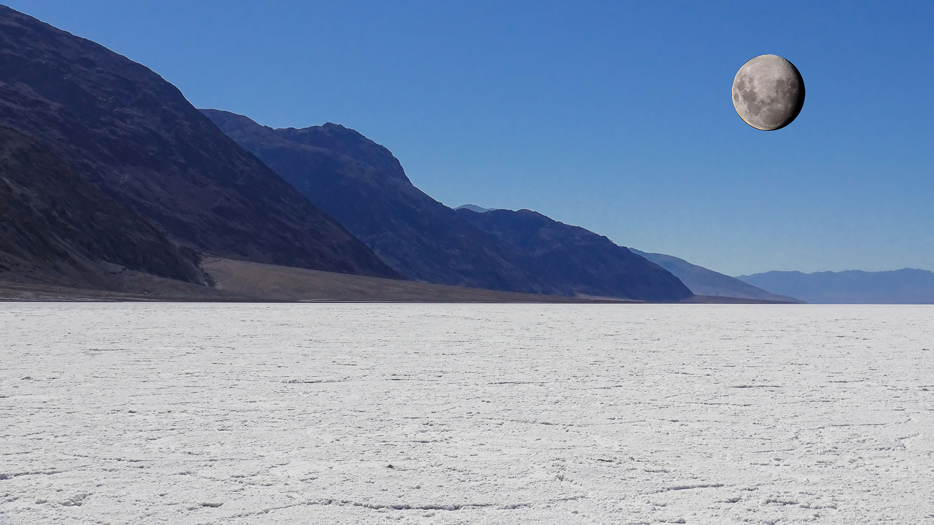 Badwater Basin – Vale da Morte - California