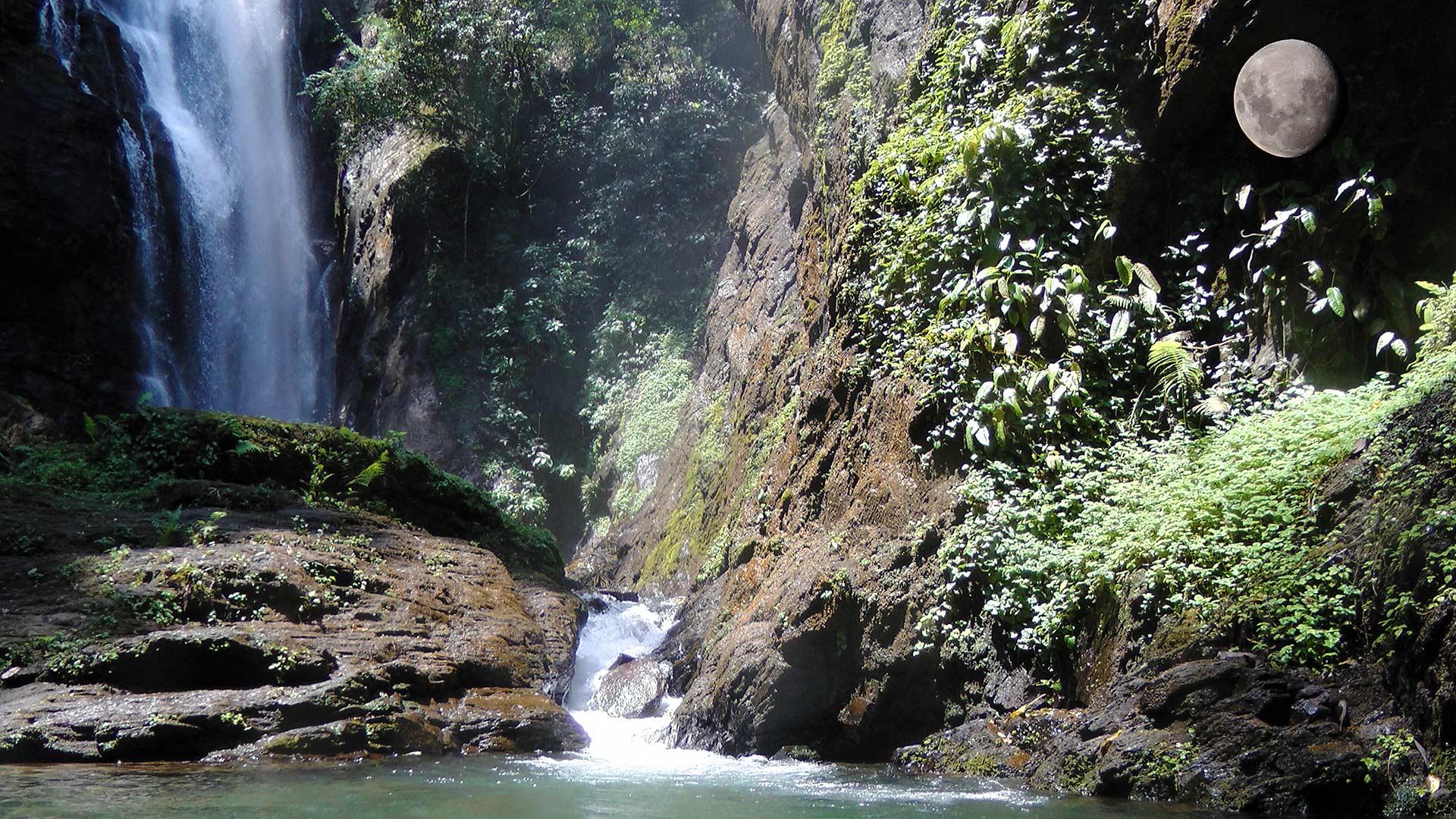 Meu Deus Waterfalls – Eldorado - Brazil