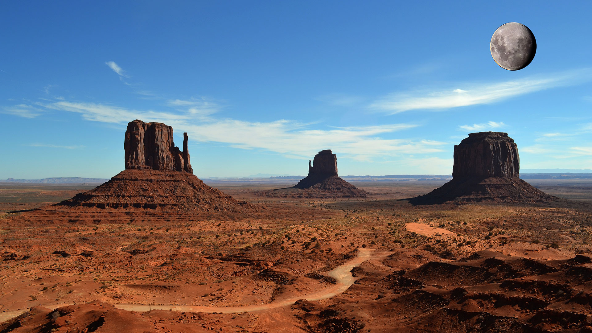 Monument Valley - Utah - Arizona