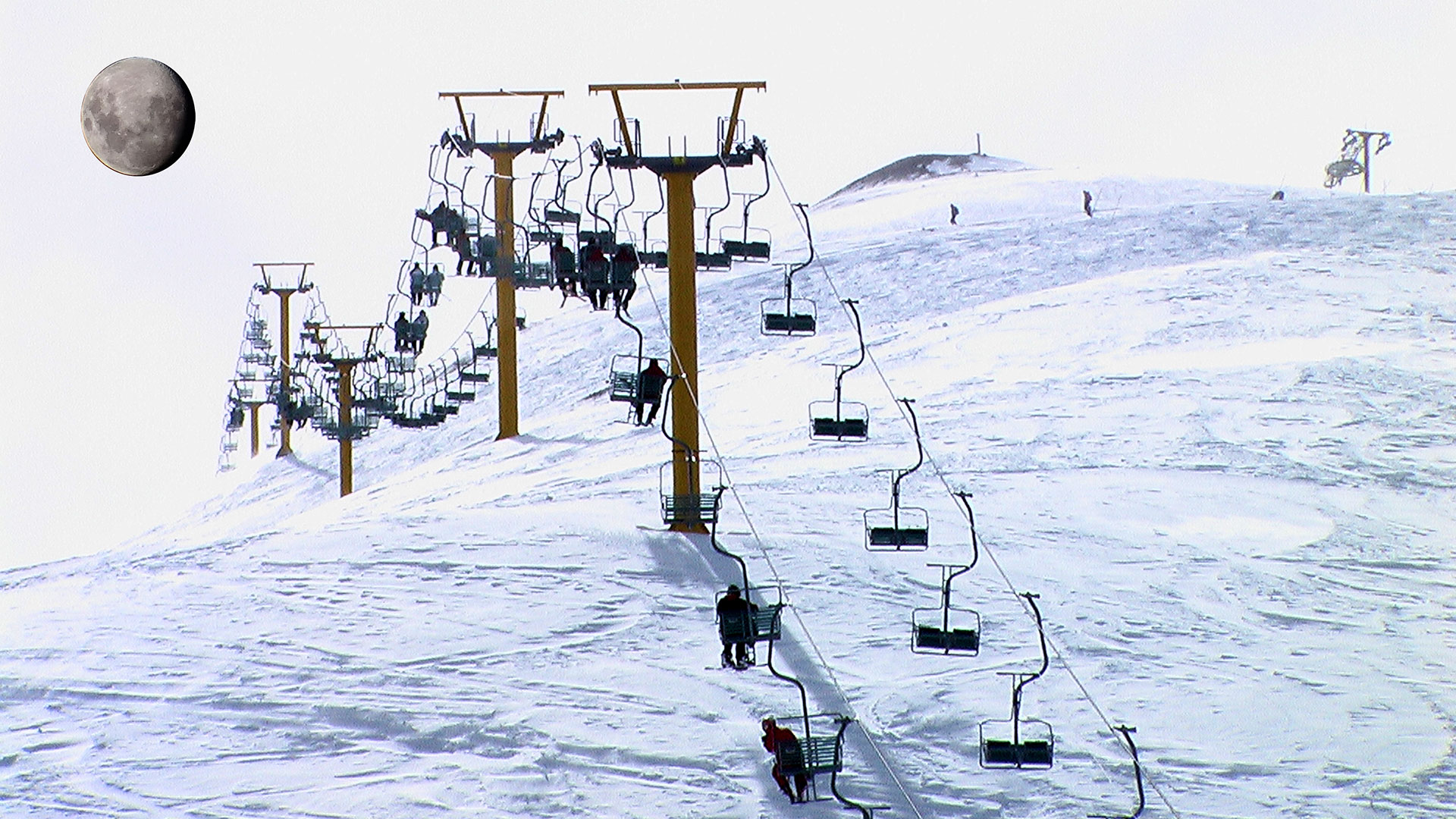 Penitentes Ski Resort - Argentina
