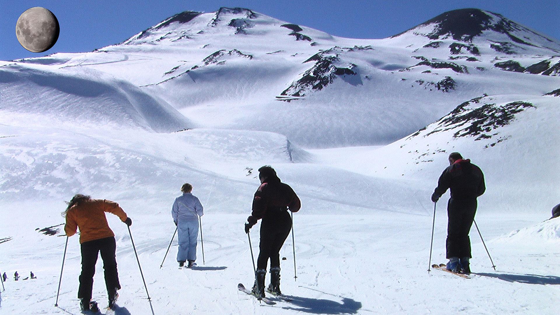 Nevados Termas de Chillan - Chile