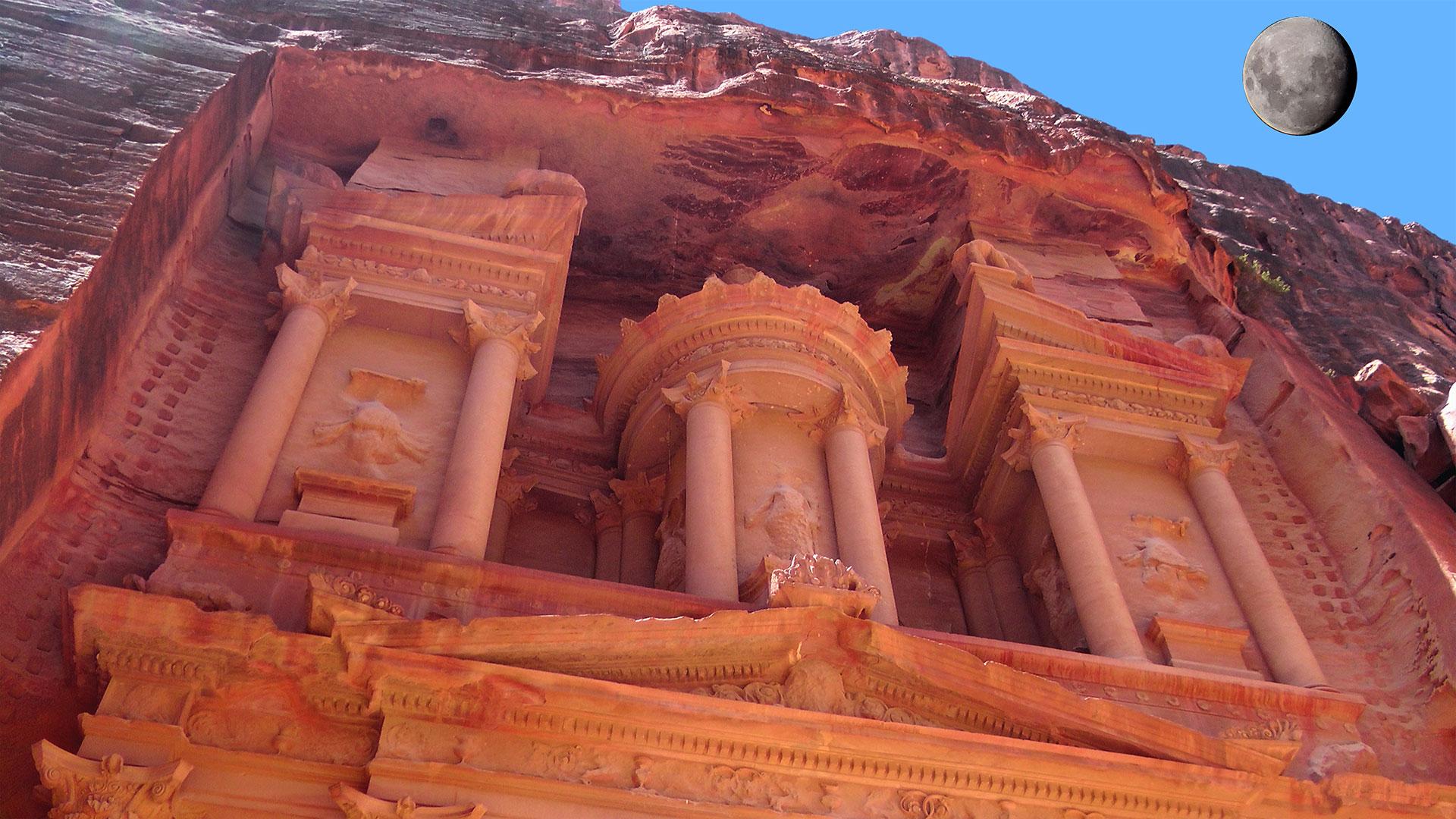 Treasure - Petra - Jordan