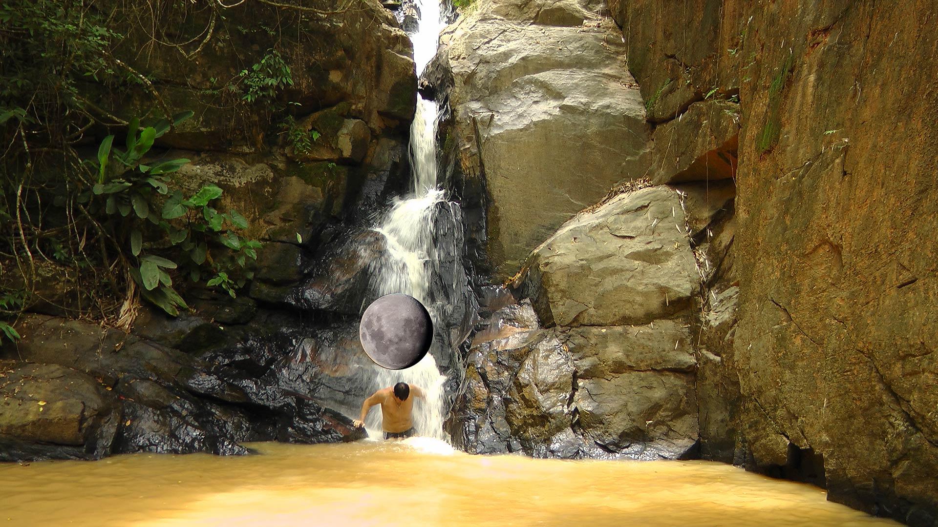 Waterfall - Minas Gerais - Brazil