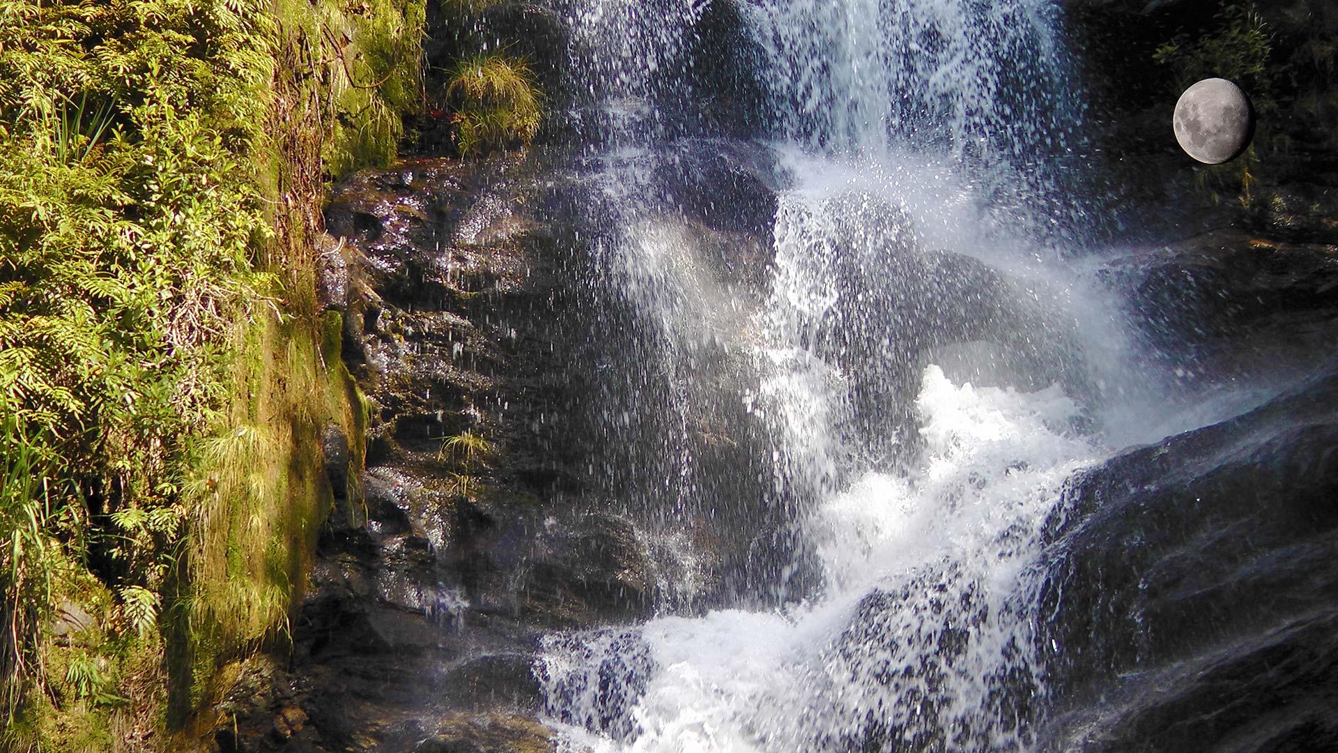 Waterfall - Sao Lourenco - Brazil