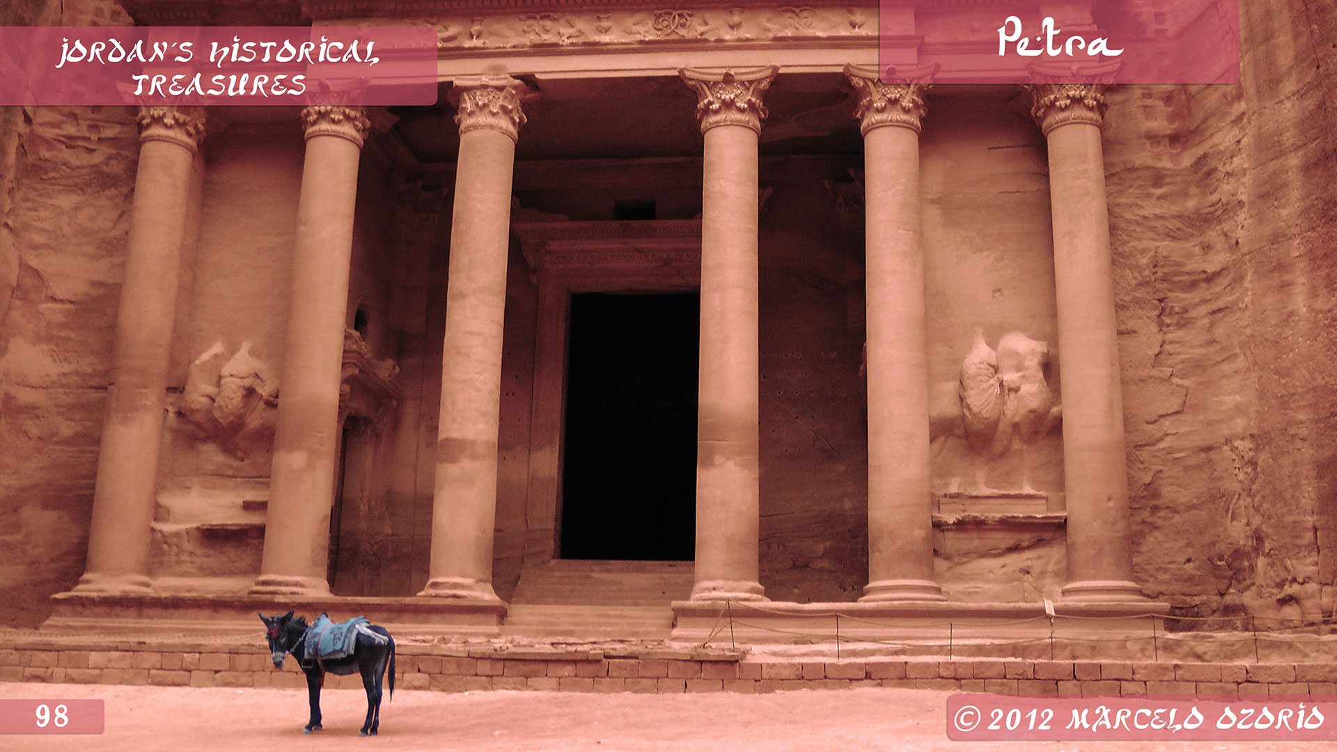 Petra Archaeological City Jordan 18 - The Astonishing Treasure at Petra - Jordan
