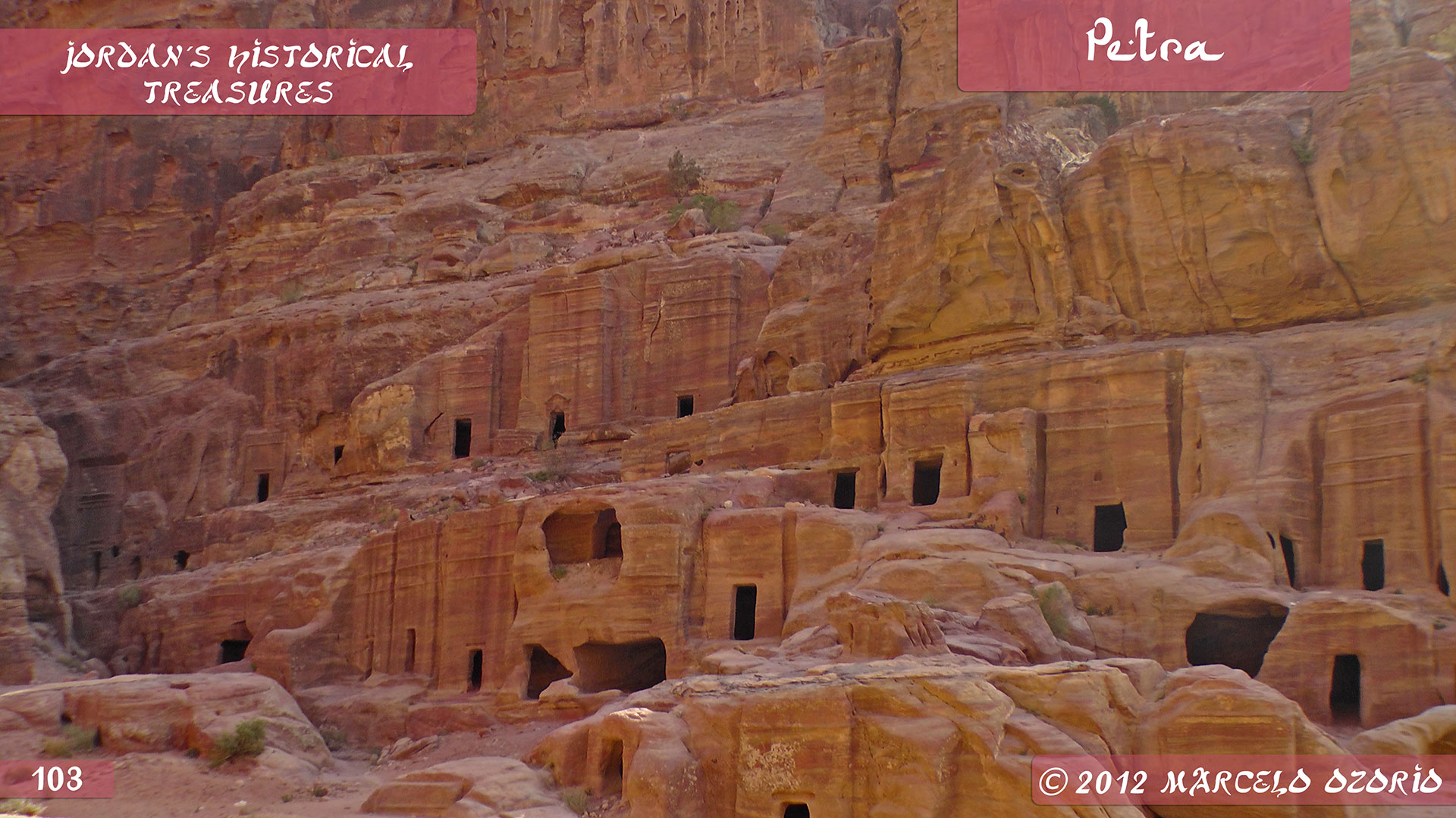 Petra Archaeological City Jordan 23 - The Astonishing Treasure at Petra - Jordan