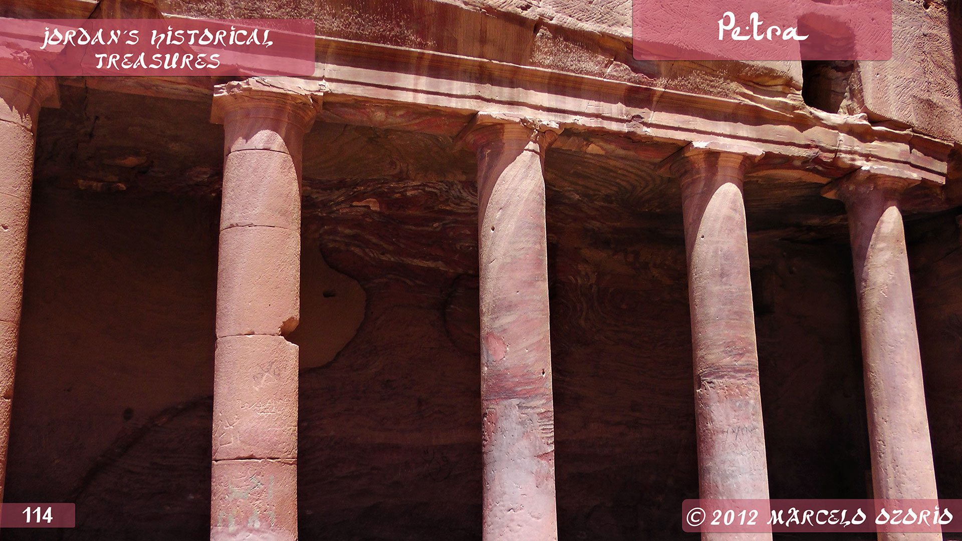 Petra Archaeological City Jordan 34 - The Astonishing Treasure at Petra - Jordan