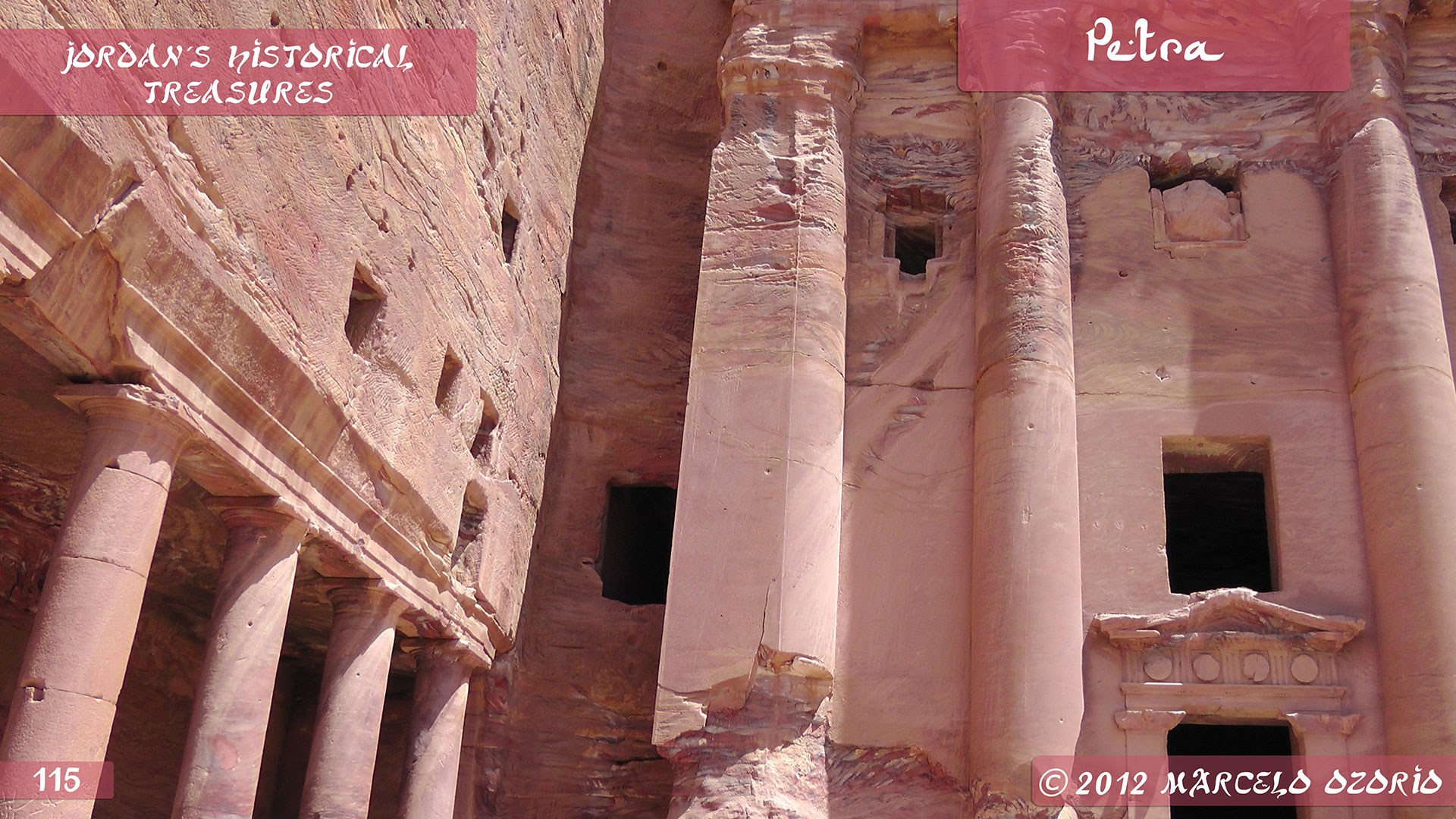 Petra Archaeological City Jordan 35 - The Astonishing Treasure at Petra - Jordan