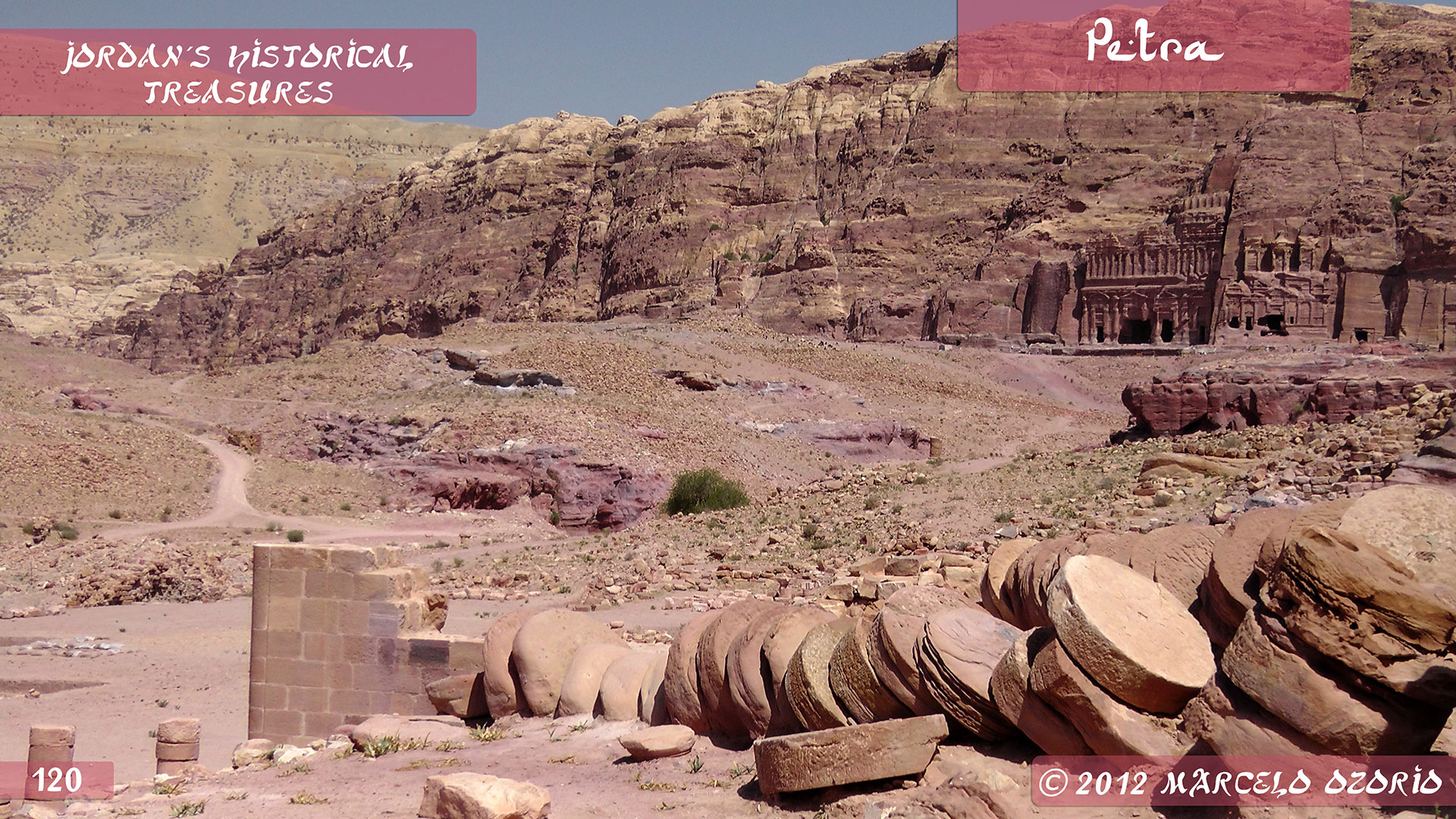 Petra Archaeological City Jordan 40 - The Astonishing Treasure at Petra - Jordan