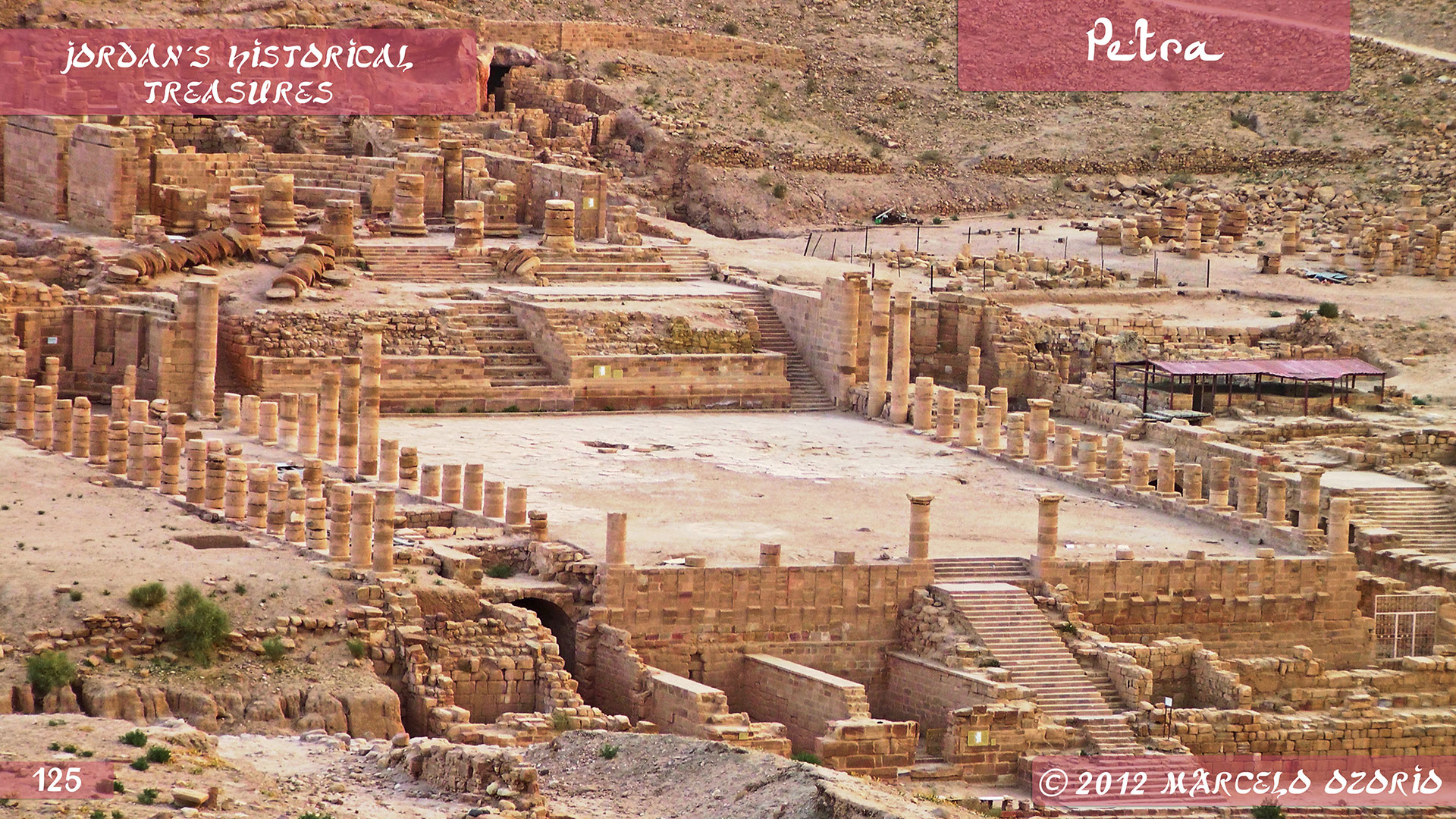 Petra Archaeological City Jordan 45 - The Astonishing Treasure at Petra - Jordan