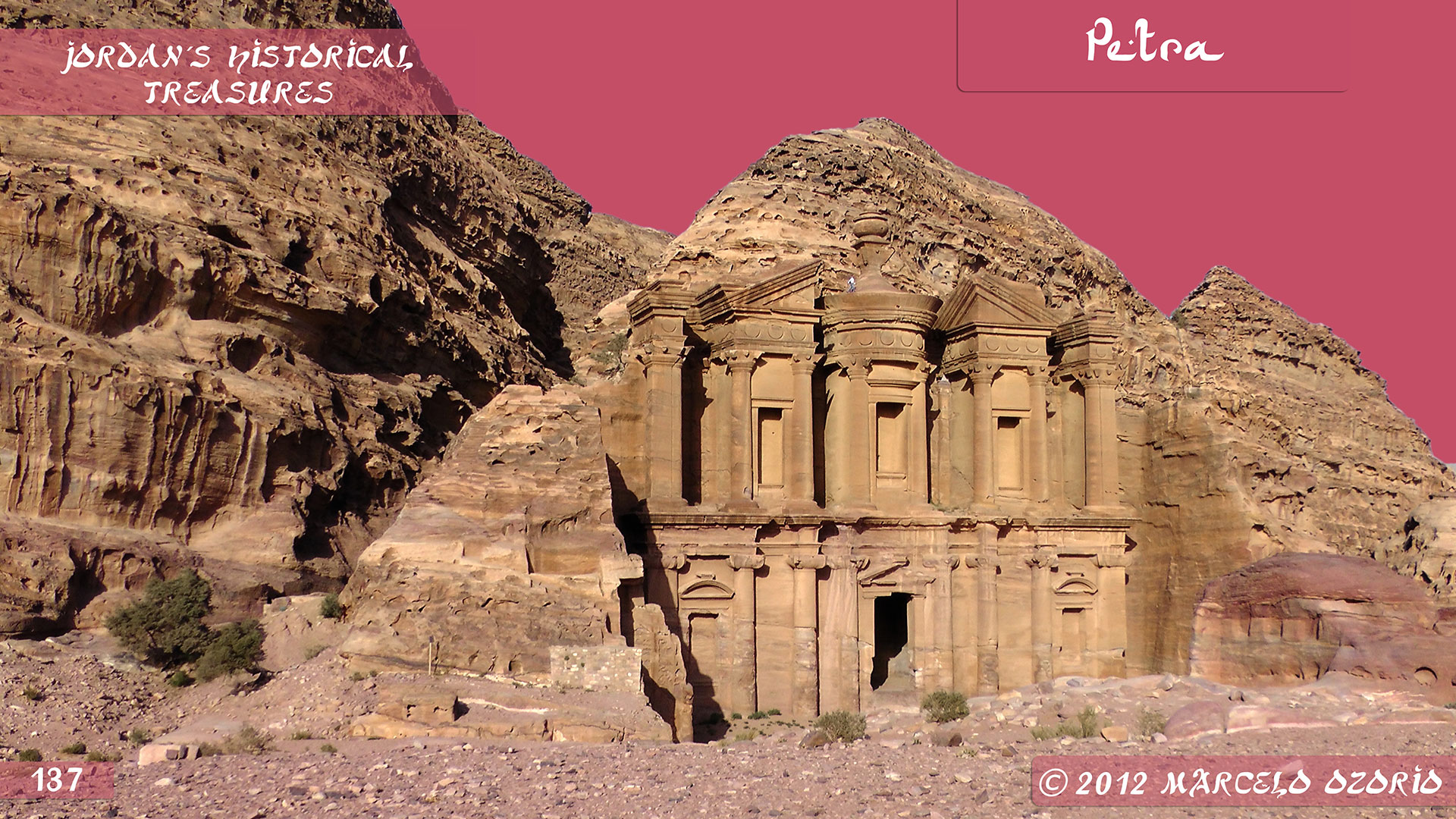 Petra Archaeological City Jordan 57 - The Astonishing Treasure at Petra - Jordan