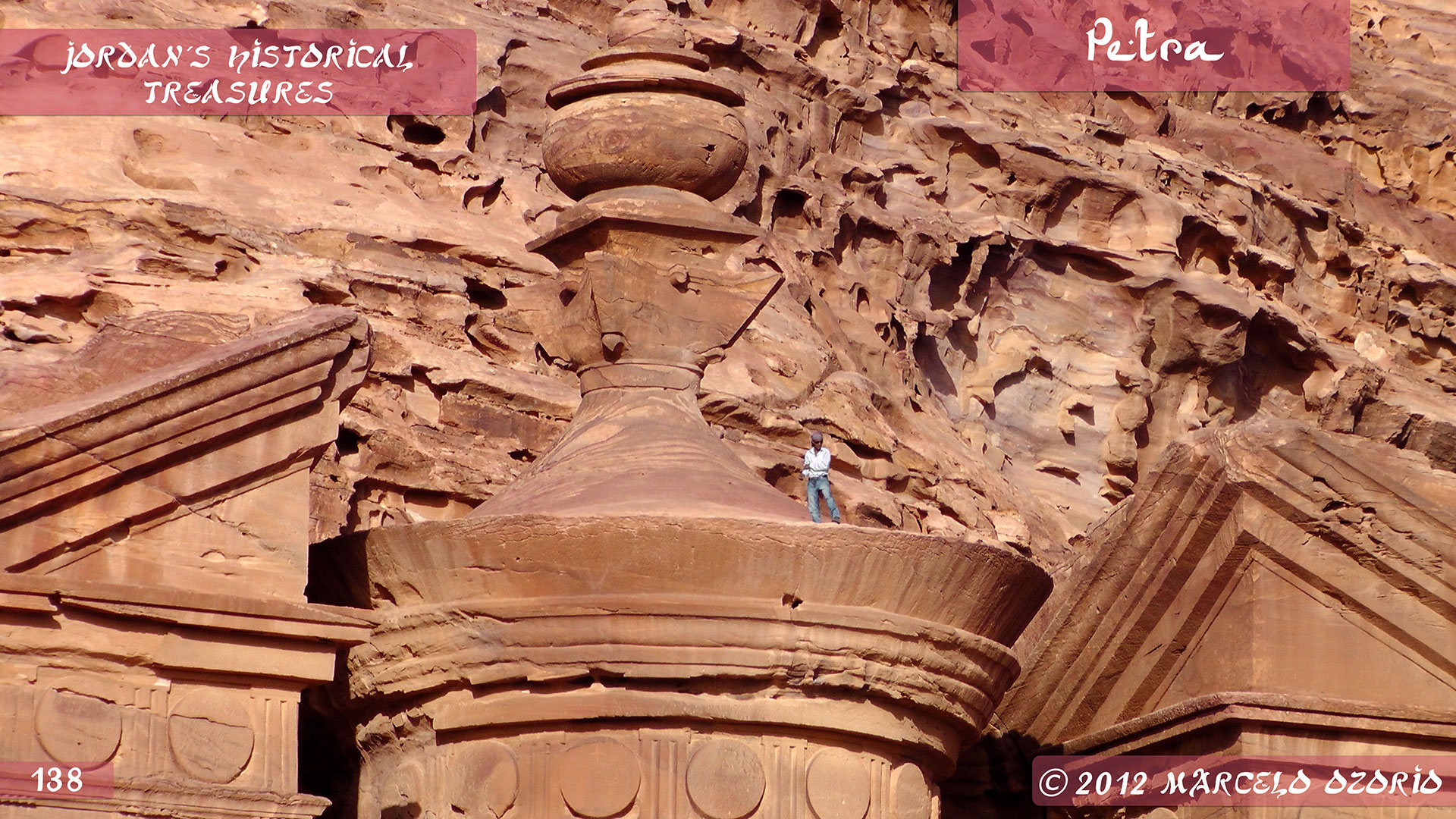 Petra Archaeological City Jordan 58 - The Astonishing Treasure at Petra - Jordan