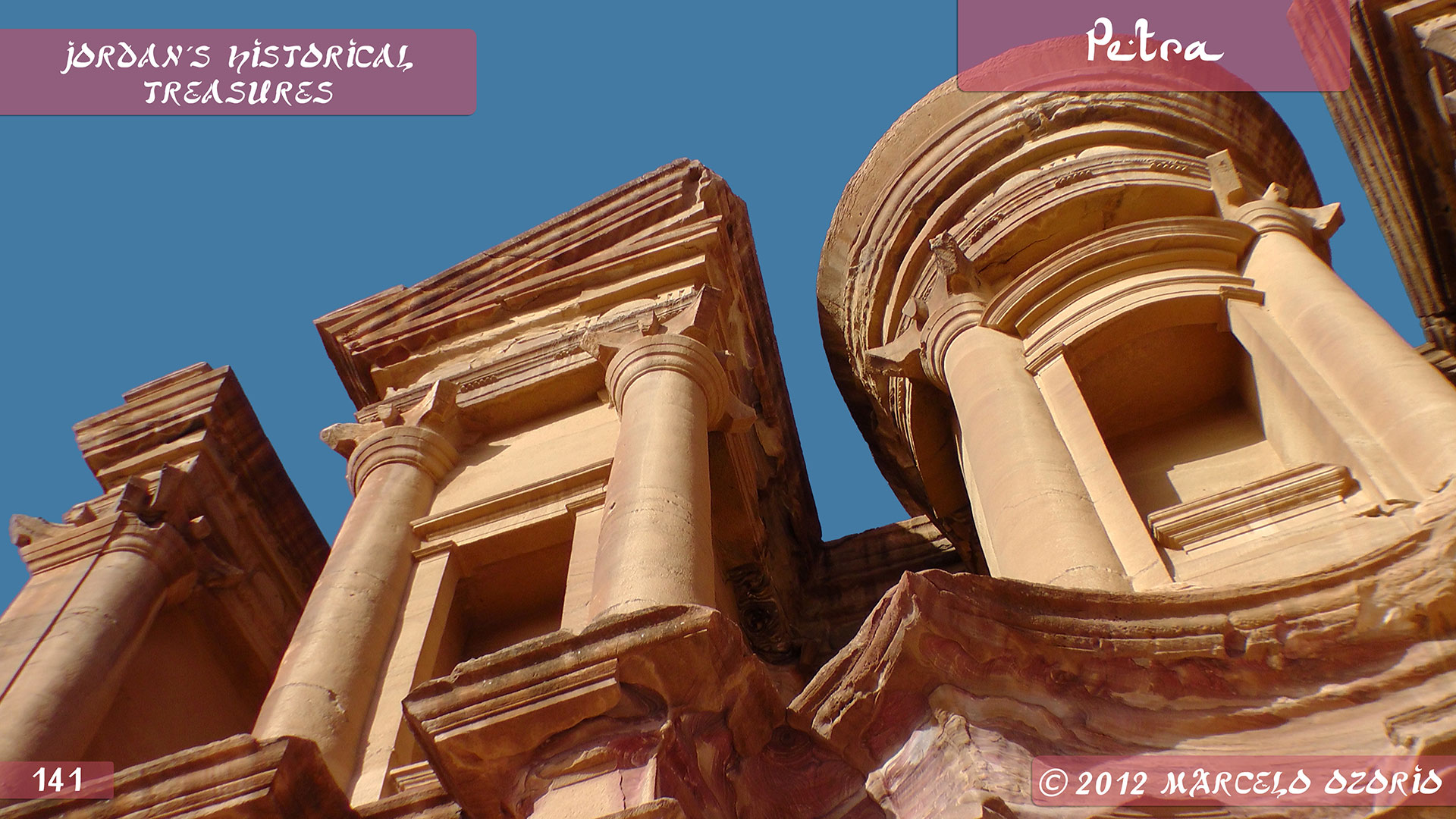 Petra Archaeological City Jordan 61 - The Astonishing Treasure at Petra - Jordan