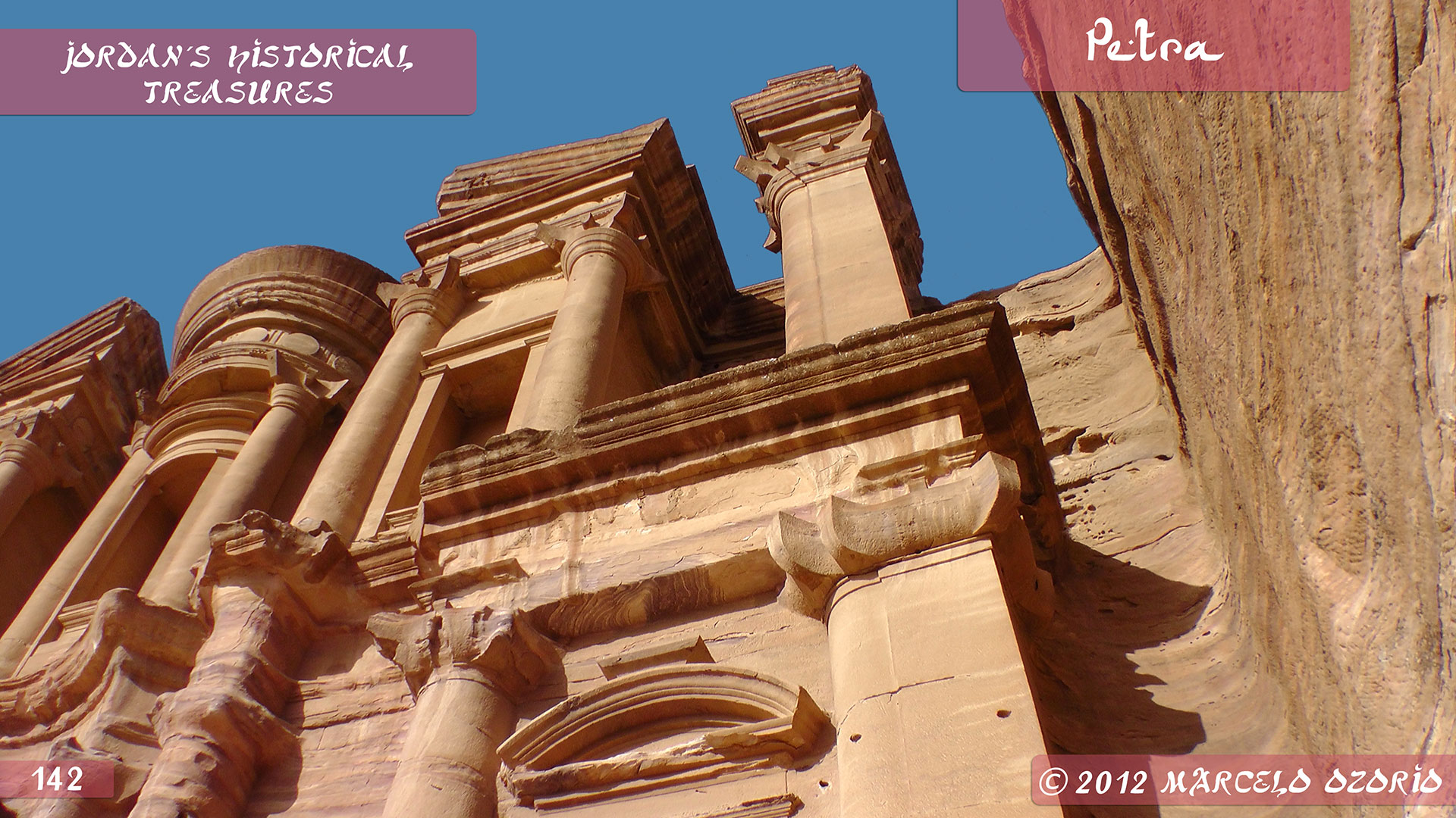 Petra Archaeological City Jordan 62 - The Astonishing Treasure at Petra - Jordan