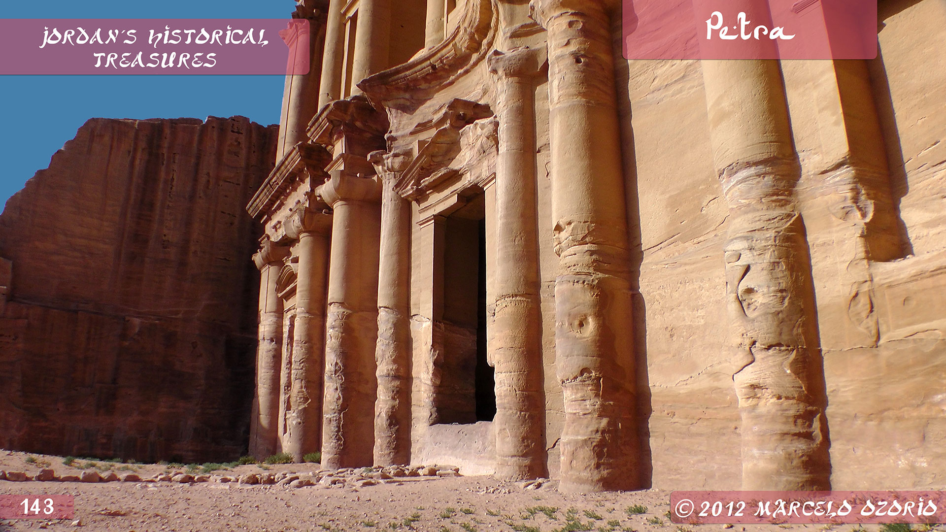 Petra Archaeological City Jordan 63 - The Astonishing Treasure at Petra - Jordan