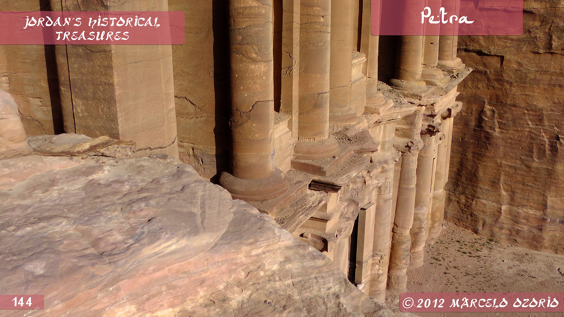 Petra Archaeological City Jordan 64 - The Astonishing Treasure at Petra - Jordan