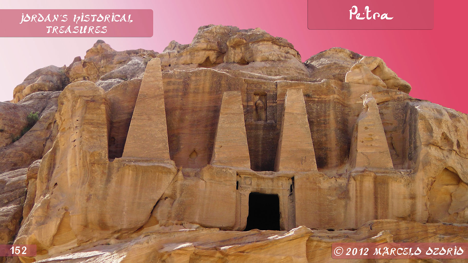 Petra Archaeological City Jordan 72 - The Astonishing Treasure at Petra - Jordan