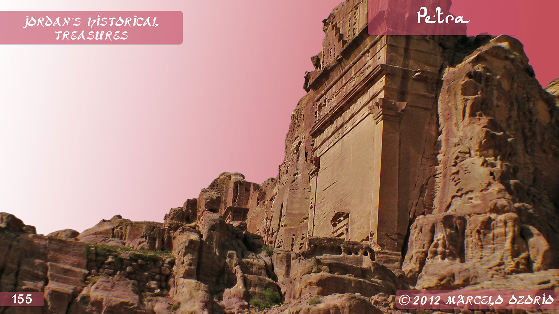 Petra Archaeological City Jordan 75 - The Astonishing Treasure at Petra - Jordan